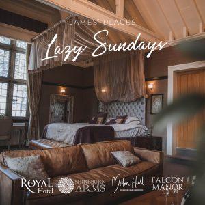 James' Places Lazy Sundays